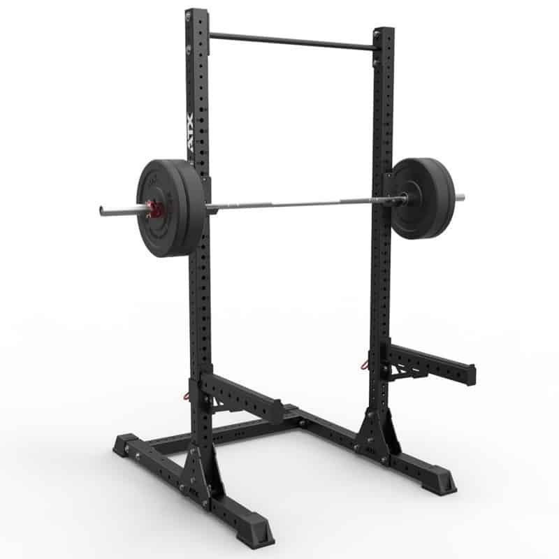an example of a squat rack