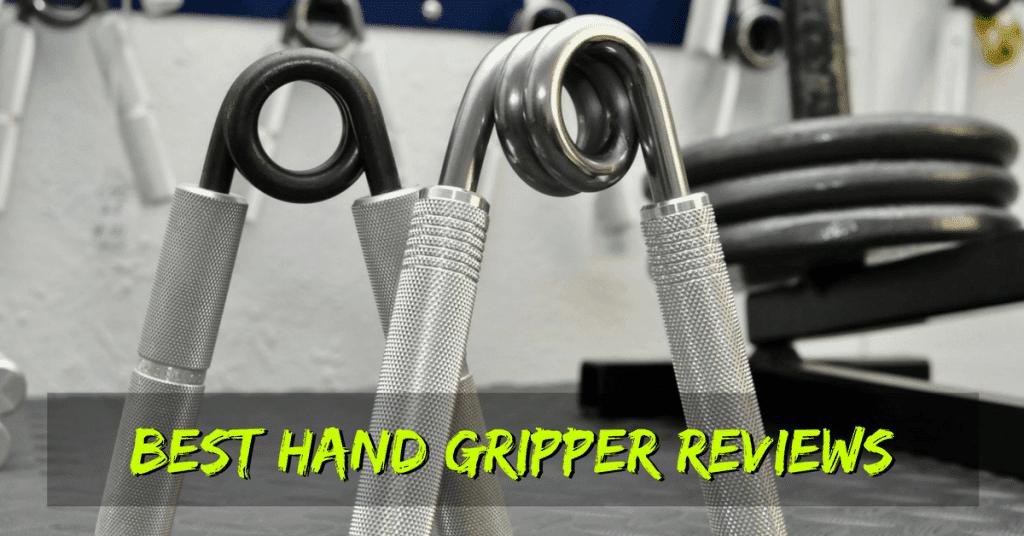 Best hand gripper reviews