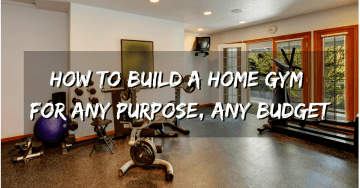 How To Build A Home Gym
