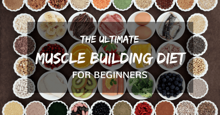 Muscle Building Diet For Beginners