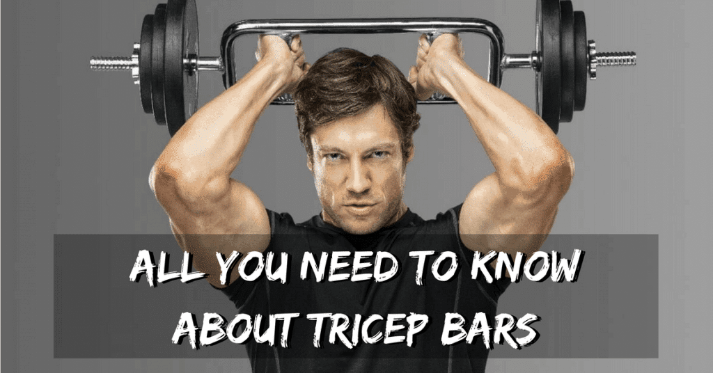 Cap Barbell Standard Threaded Tricep Bar