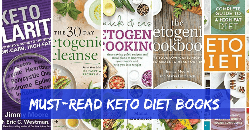 Top 5 Best Ketogenic Diet Books