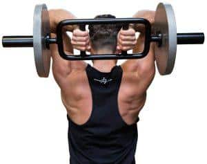 what is tricep bar hammer curl bar