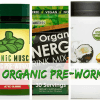 Best organic pre workout supplements