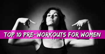 best pre workout for women reviews