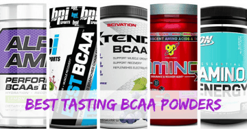 best tasting bcaa powders
