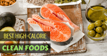 best-high-calorie-clean-foods