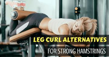 leg curl alternatives at home workout