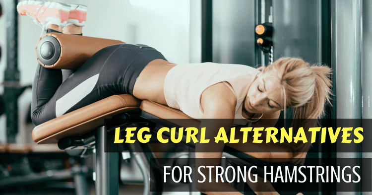 leg curl alternatives at home workout