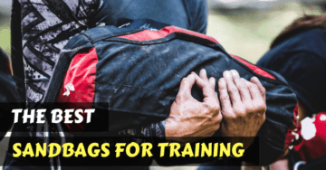 best sandbags for training