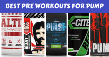 best-pre-workouts-for-pump-and-vascularity