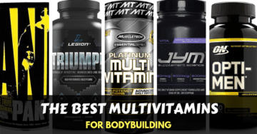 best multivitamins for bodybuilders