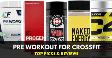 pre workout supplements for crossfit