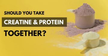 mix creatine with protein shake