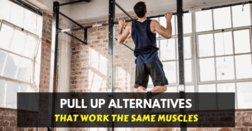 pull up alternative exercises
