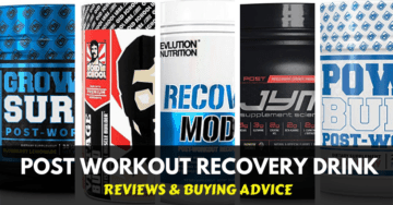 best post workout recovery supplements