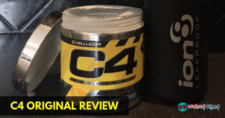 c4 original pre workout review