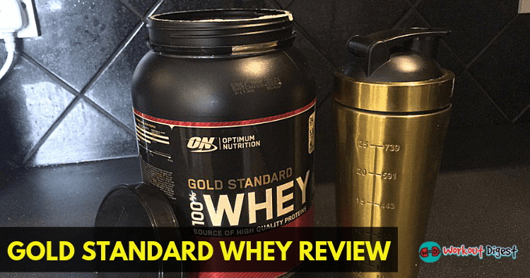 Gold Standard Whey Protein Review