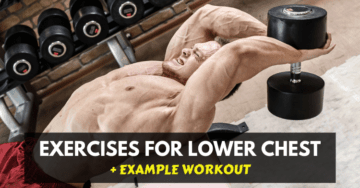 lower chest workout for huge pecs