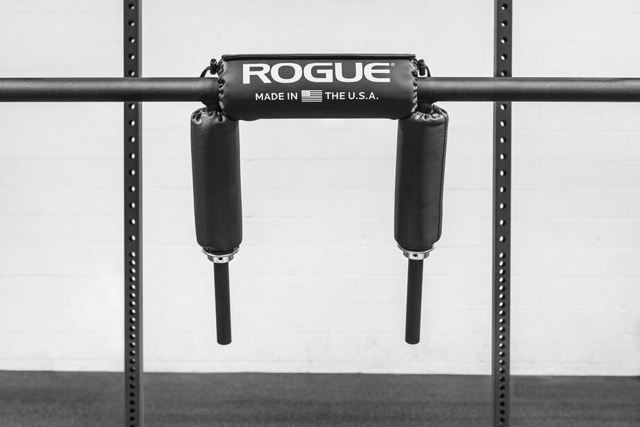 rogue safety squat bar