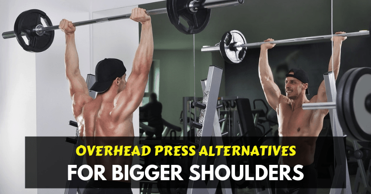 overhead press alternatives