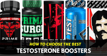 testosterone boosters for muscle gain