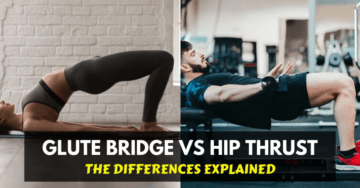 glute bridge vs hip thrust