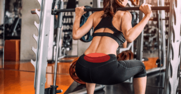 lower back pain when squatting