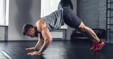 bodyweight shoulder exercises