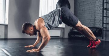 bodyweight shoulder exercises