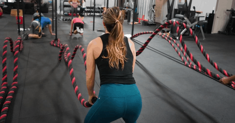 alternative exercises for battle ropes