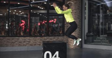 box jump variations