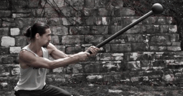 steel mace exercises