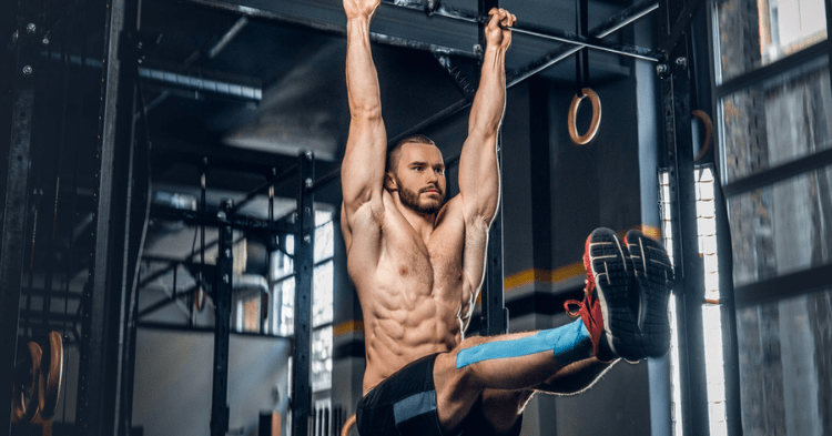 pull up bar exercises for abs