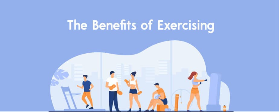 5. The Benefits of Exercising